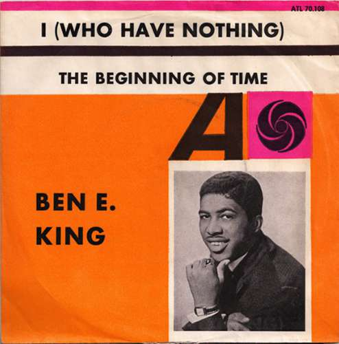 Ben E. King - I ~ who have nothing