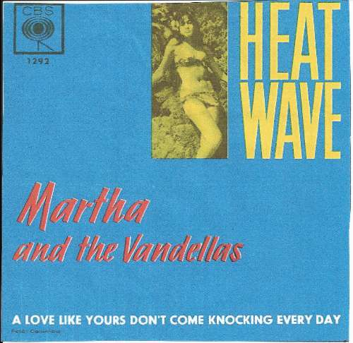 Martha Reeves & The Vandellas - Heatwave