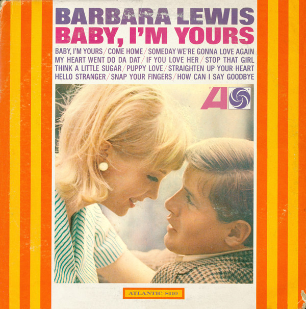 Barbara Lewis - Baby I'm yours