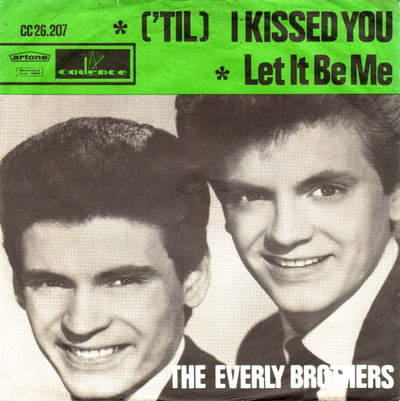 The Everly Brothers - Till i kissed you