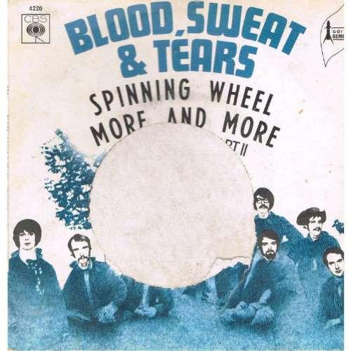 Blood, Sweat & Tears - Spinning wheel