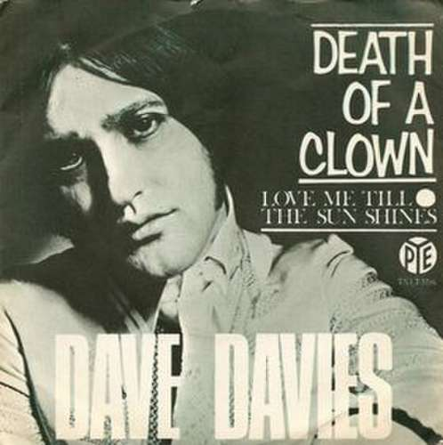 Dave Davies - Death of a clown
