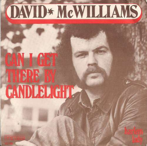 David McWilliams - Can I Get There by Candlelight