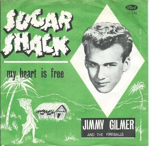 Jimmy Gilmer & The Fireballs - Sugar shack