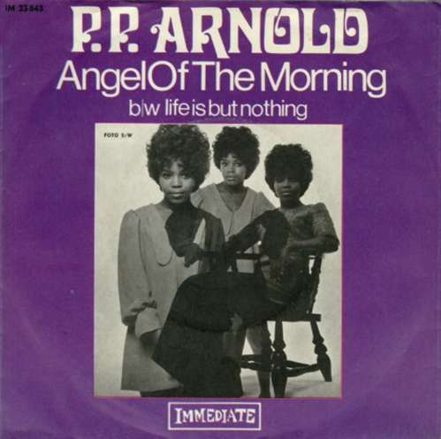 P.P. Arnold - Angel of the morning