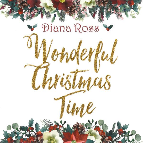 Diana Ross - Wonderful Christmastime