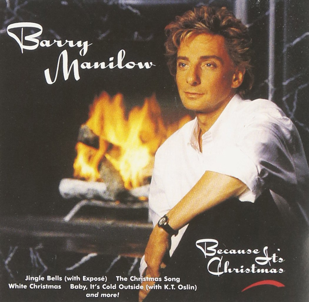 Barry Manilow - Because it's Christmas ~ for all the children