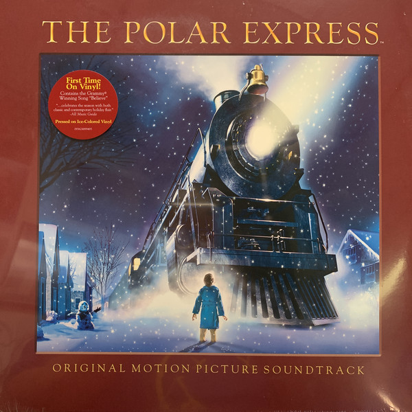Tom Hanks - The Polar Express