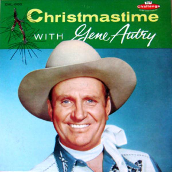 Gene Autry - Here comes Santa Claus ~ Right down Santa Claus lane
