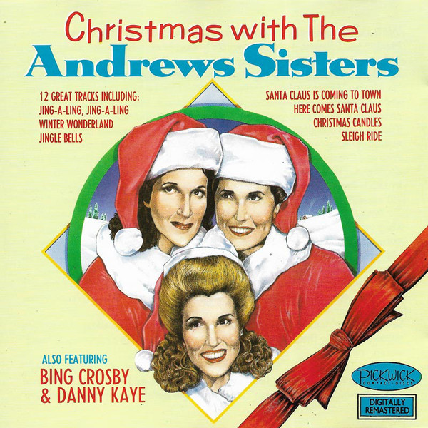 Bing Crosby and The Andrew Sisters - Santa Claus is coming to town