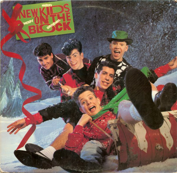 New Kids On The Block - I still believe in Santa Claus