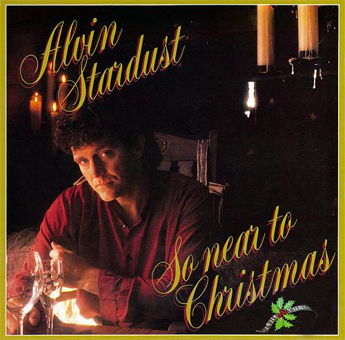 Alvin Stardust - So near to Christmas