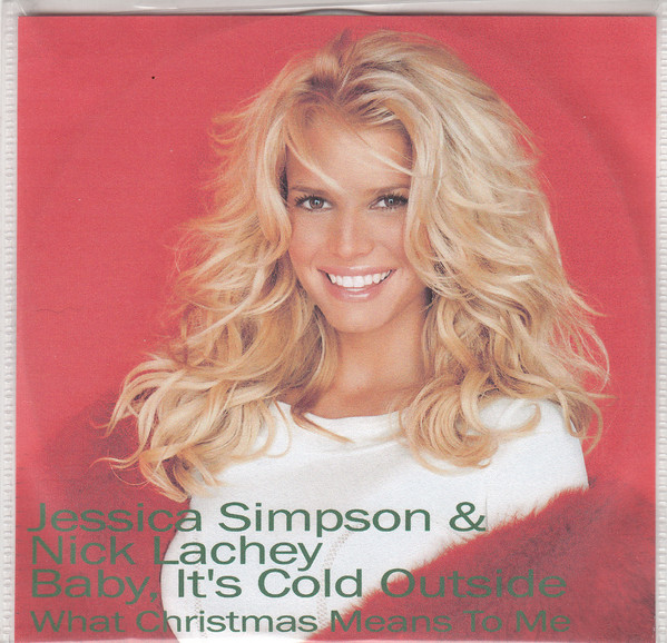 Jessica Simpson And Nick Lachey - Baby, it's cold outside