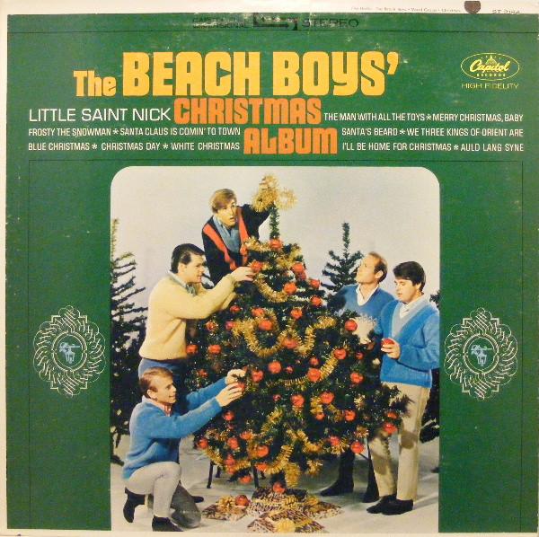 The Beach Boys - Frosty the snowman