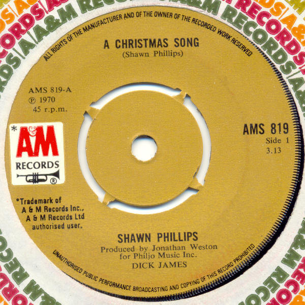 Shaw Phillips - A Christmas song