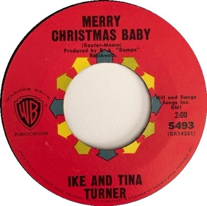 Ike & Tina Turner - Merry Christmas baby