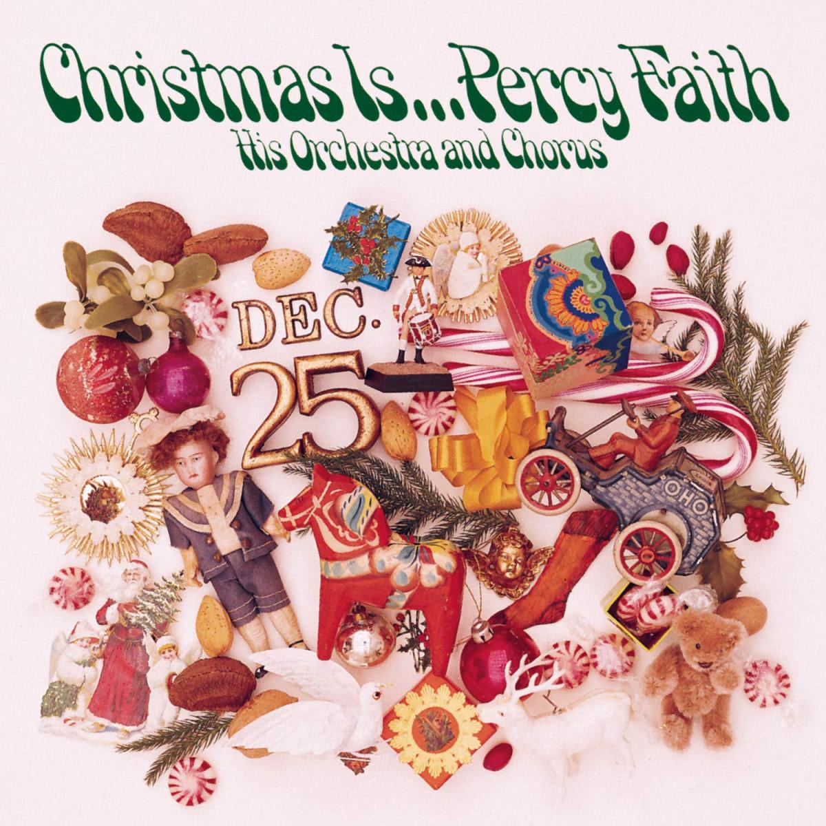 Percy Faith - Happy holiday