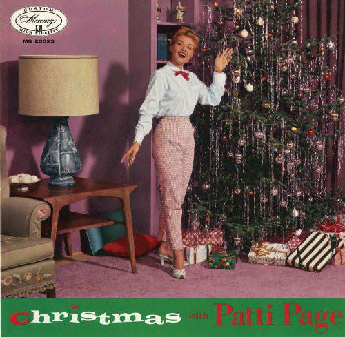 Patti Page - Where did my snowman go