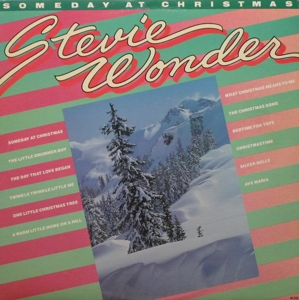 Stevie Wonder - One little Christmas tree