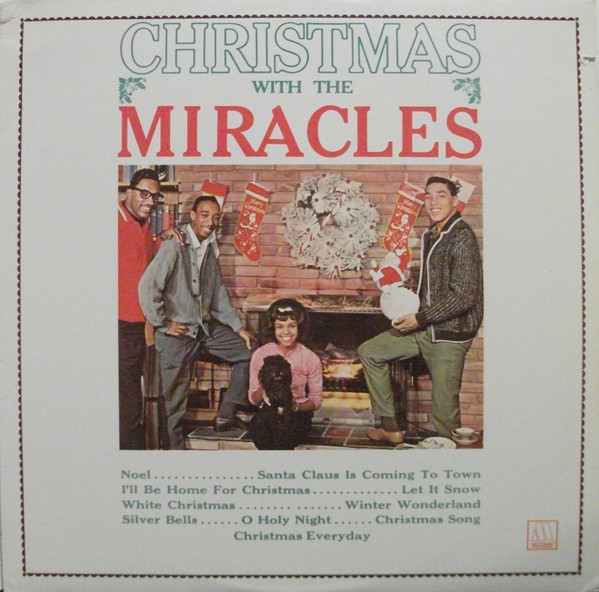 Smokey Robinson and The Miracles - Christmas Everyday