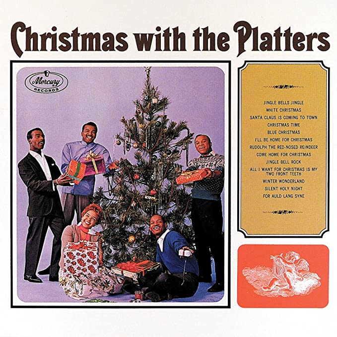 The Platters - I'll be home for Christmas