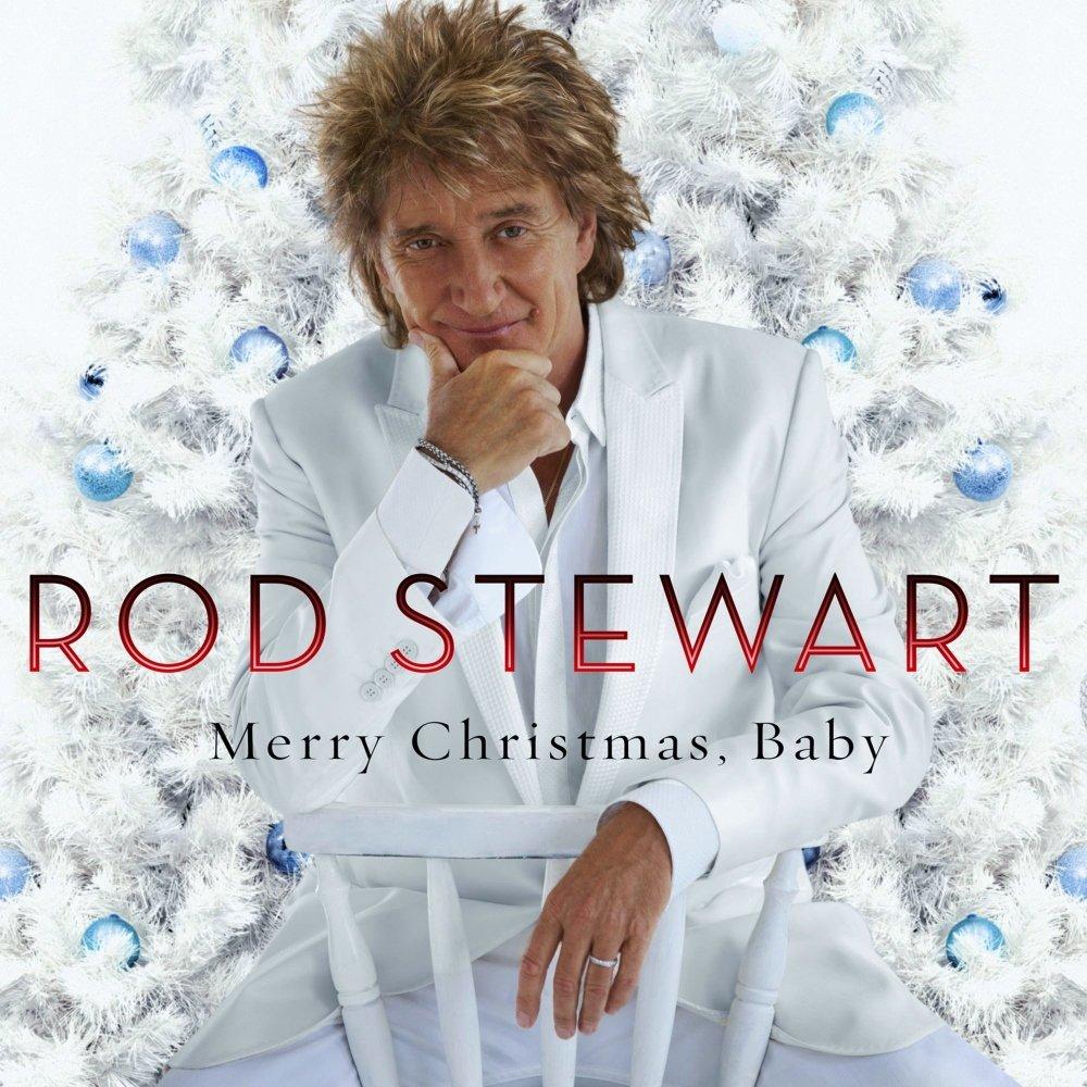 Rod Stewart - Blue Christmas