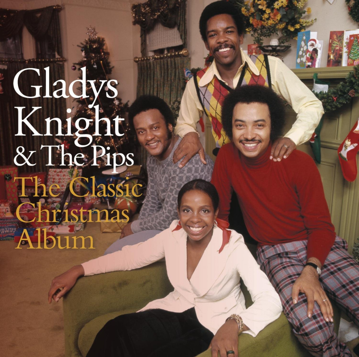 Gladys Knight & Pips - This Christmas