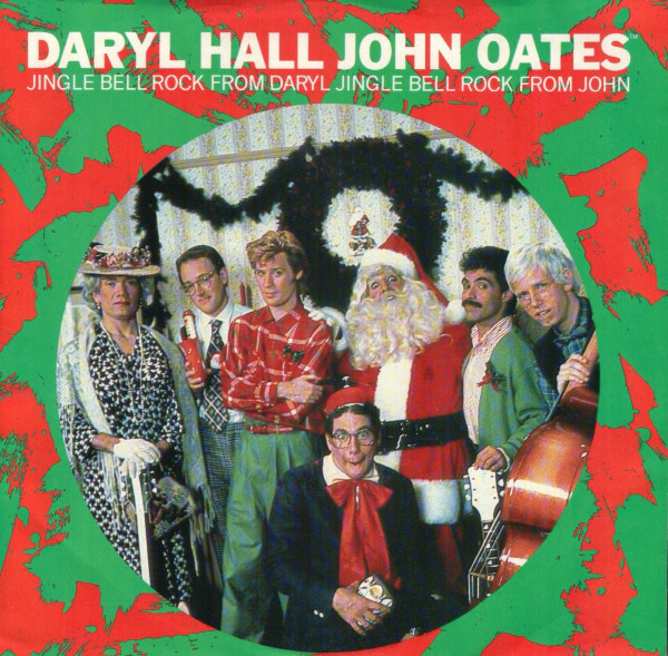 Daryl Hall & John Oates - Jingle bell rock