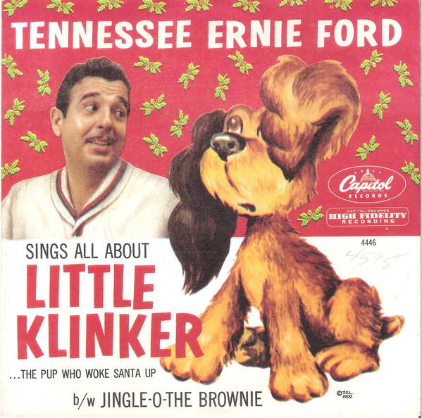 Tennessee Ernie Ford - Jingle-O the brownie