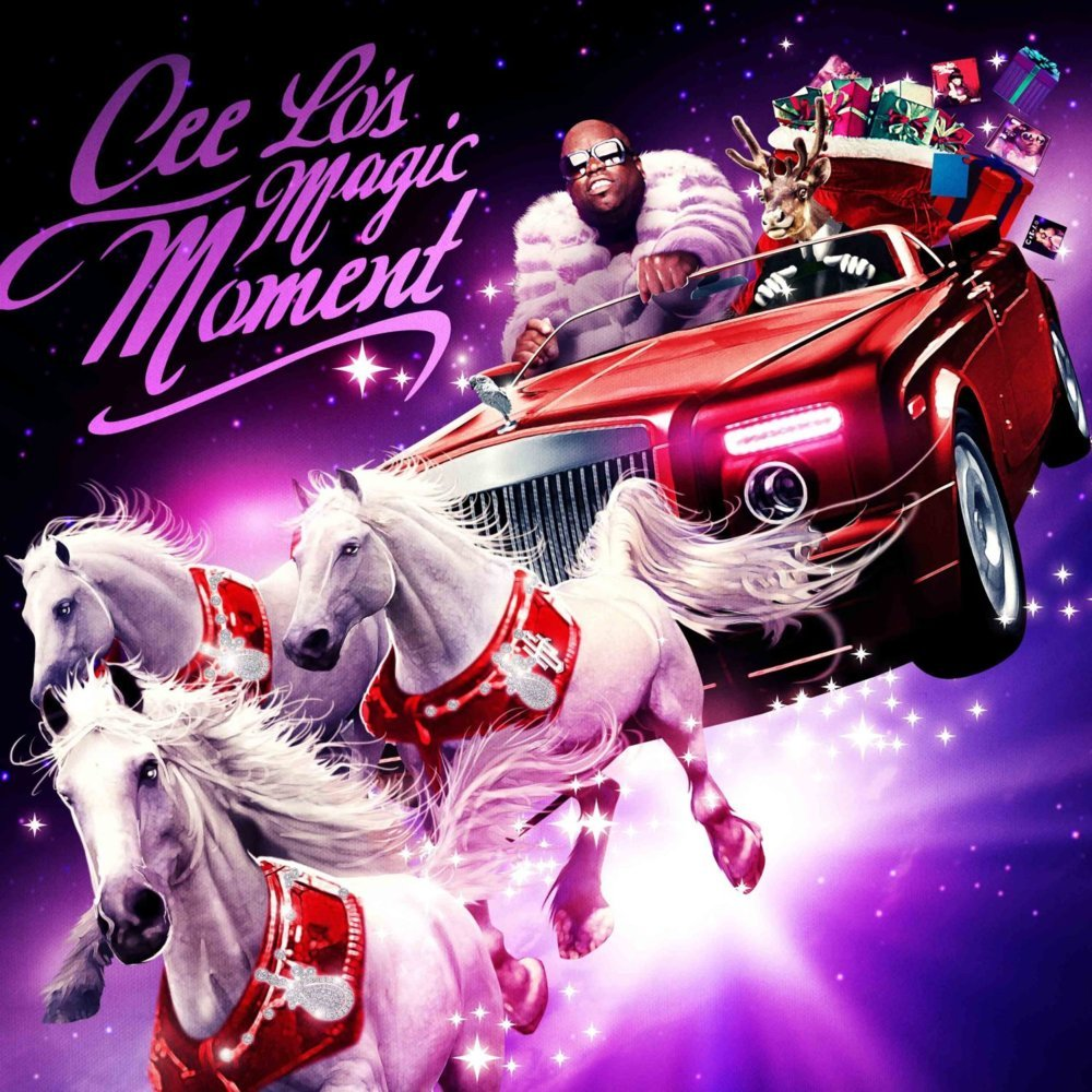 CeeLo Green - All I want for Christmas