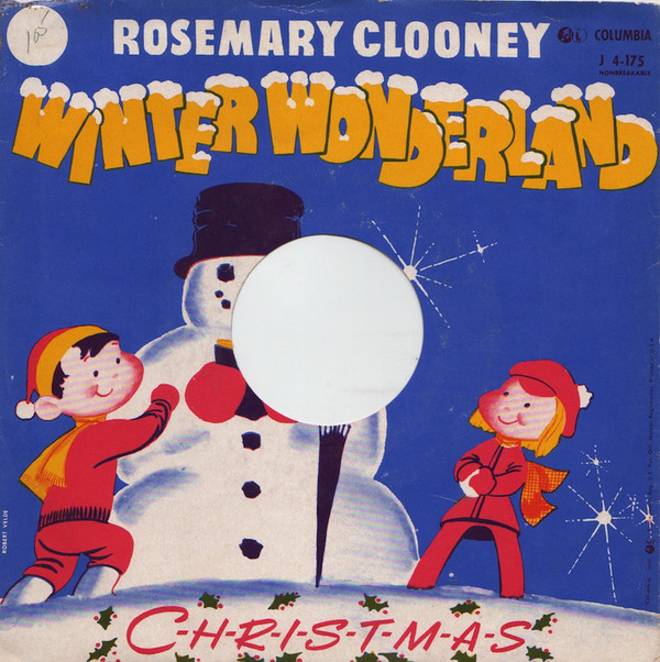 Rosemary Clooney - Winter wonderland