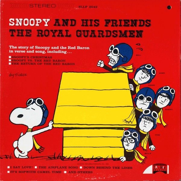 The Royal Guardsmen - Snoopy's Christmas