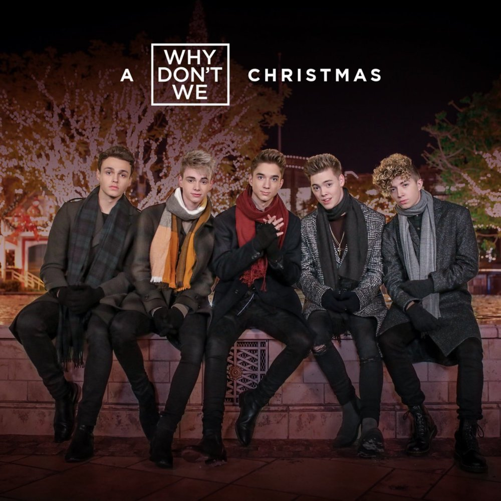 Why Don't We - Kiss you this Christmas